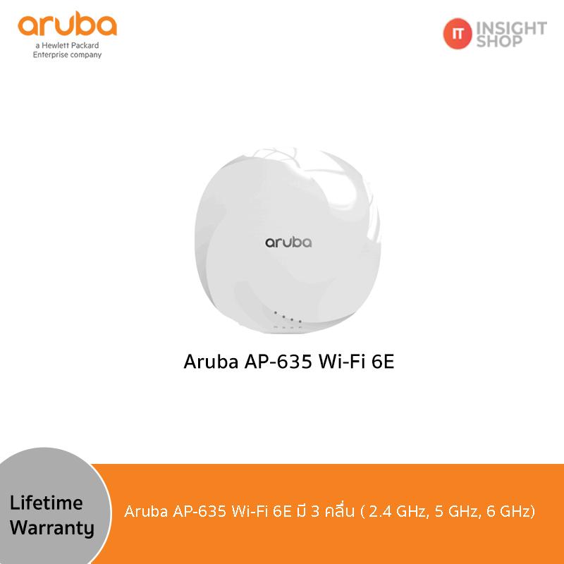 Aruba AP635 Wi-Fi 6E