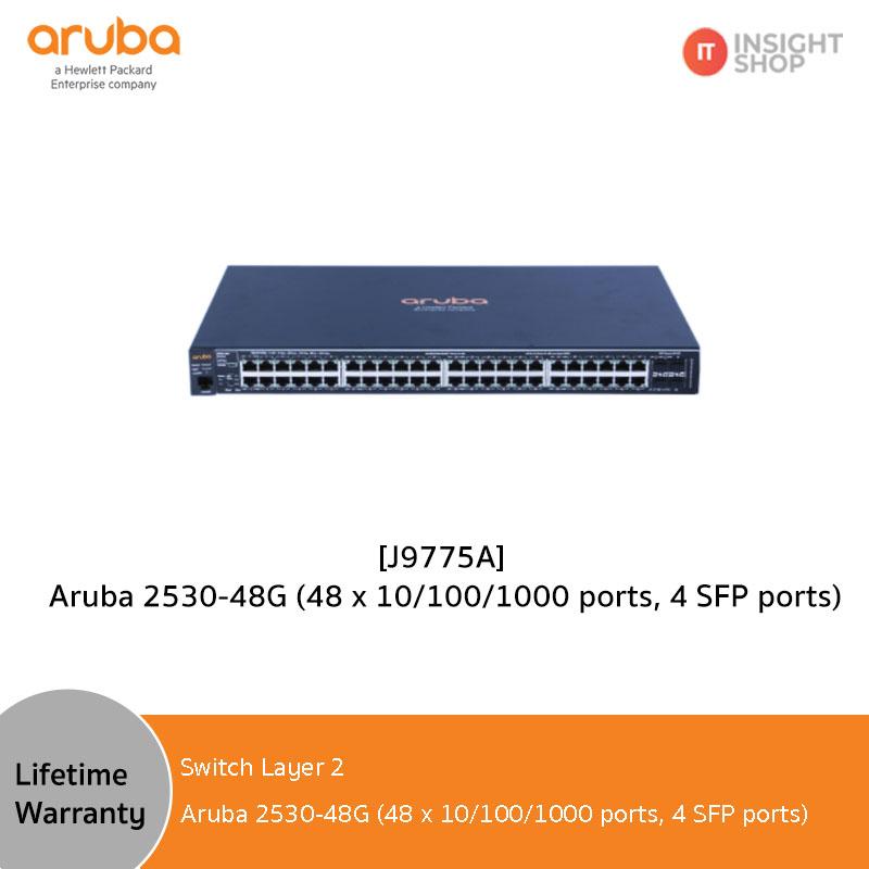 [J9775A] Aruba 2530-48G