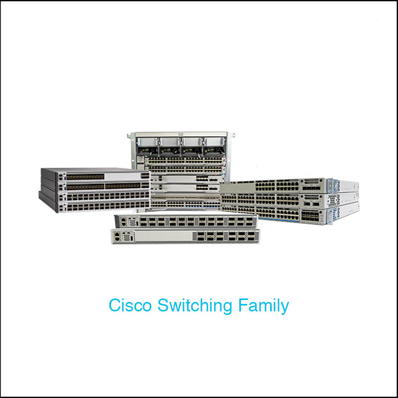 Cisco Switch enterprise