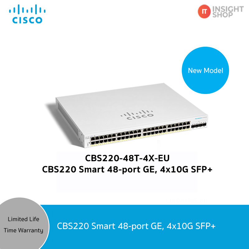 CBS220-48T-4X-EU